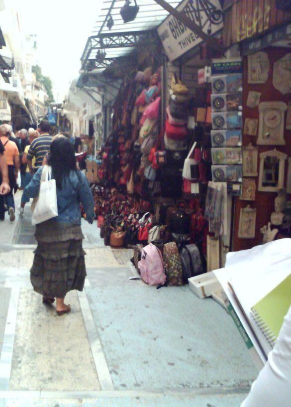 Athen – Sehenswürdigkeiten und Reiseführer