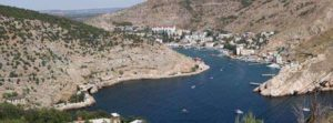 Balaklava auf der Krim
