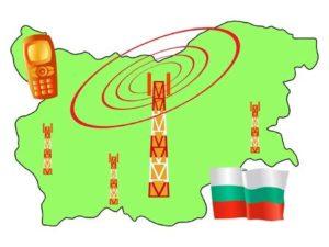Mobilfunknetz in Bulgarien
