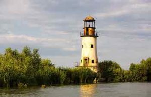 Donaudelta in Rumänien