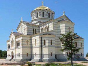 Orthodoxe Kirche in Sevastopol